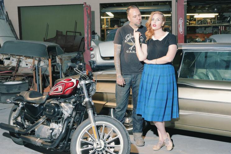 Skratch's Garage