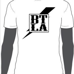 BTLA Shirt White