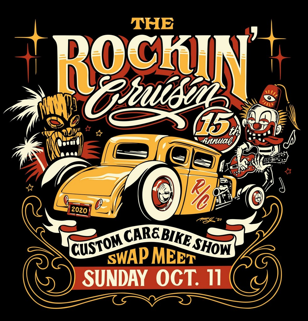 The Rockin Cruisin Swap Meet
