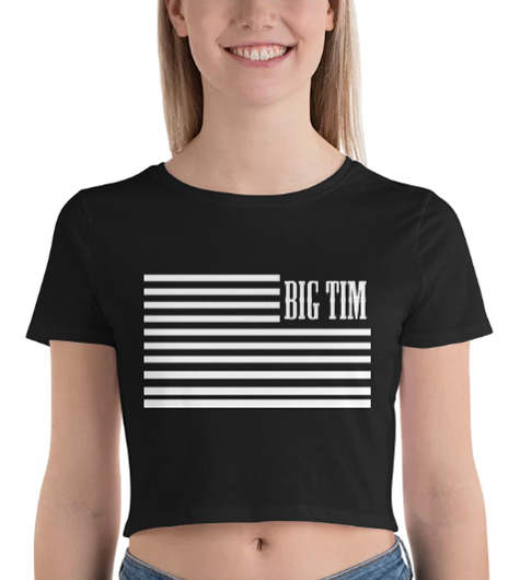 Big-Tim-Flag-Crop-Top
